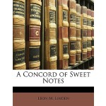 【预订】A Concord of Sweet Notes