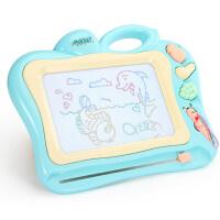 儿童画画板磁性写字板宝宝彩色磁力涂鸦板黑板幼儿玩具套装