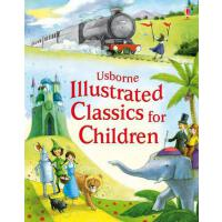 现货 英文原版 Illustrated Classic Usborne经典绘本故事