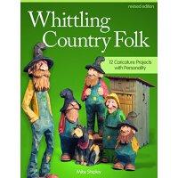 【预订】Whittling Country Folk: 12 Caricature Projects with Per