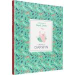 英文原版 小指南大人物 Charles Darwin 达尔文 Little Guides to Great Lives