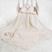 婴儿抱被外出春秋包被四季包巾棉夏季宝宝毛绒空调毯两用
