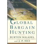 【预订】Global Bargain Hunting: The Investor's Guide to Profits