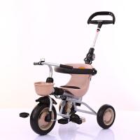 多功能儿童三轮车宝宝手推车1-3岁婴幼儿童脚踏车小孩YW03