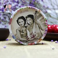上海女人雪花膏小黄油迷迭香面霜国货护肤品水润乳液化妆品女