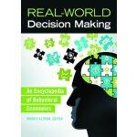 【预订】Real-World Decision Making: An Encyclopedia of Behavior