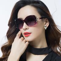 偏光太阳镜圆脸女士墨镜女潮防紫外线gm眼镜