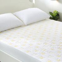 婴儿纱布纯棉隔尿垫超大号宝宝防水床笠床罩床垫儿童床单1.8米纱布定制 大号