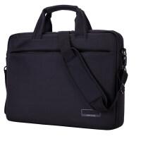 华硕惠普戴尔苹果电脑包12寸13寸14寸15.6寸17.3单肩男女手提式笔记本电脑包