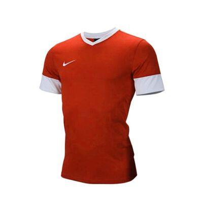 Nike 耐克 夏秋季运动短袖 男子足球跑步骑行训练短袖T恤 耐克足球运动上衣 足球服 703208