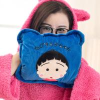 暖手宝电热水袋宝充电式毛绒��宝宝女暖水袋