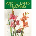 Artistic Plants and Flowers(POD)
