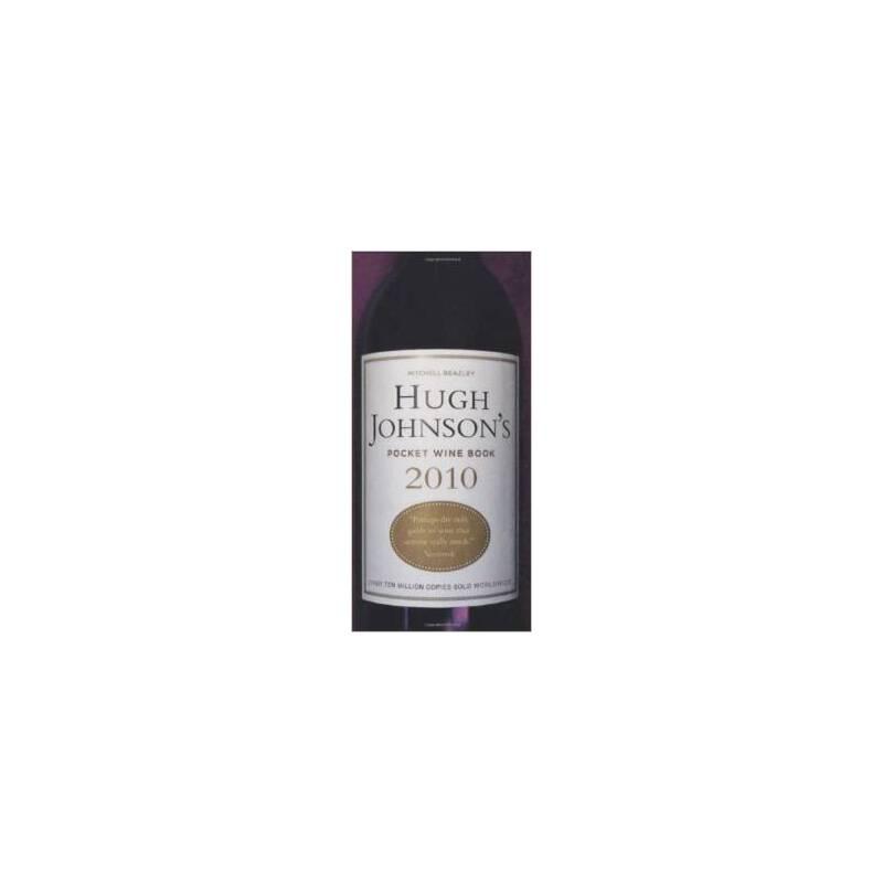 Hugh Johnson's Pocket Wine Book 2010: 33rd Edition 约翰森的袖珍红酒手册2010