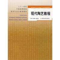 【正版二手书9成新左右】中国美术与设计教育教材_现代陶艺教程 唐英,赵培生 湖南美术出版社