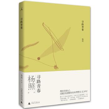 寻路青春(pdf+txt+epub+azw3+mobi电子书在线阅读下载)