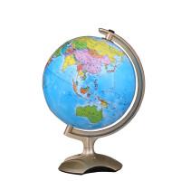博目地球仪:23cm教材同步中文政区地形LED灯光地球仪
