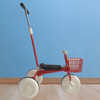 儿童三轮车脚踏车宝宝自行车轻便手推车1-3岁脚蹬车幼儿童车溜娃车