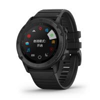 【新款上市】Garmin tactix Delta 泰铁时 多功能战术GPS心率双坐标智能腕表