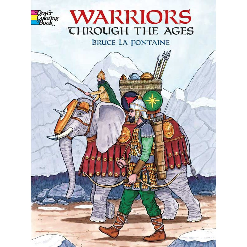 Warriors Through the Ages 按需印刷商品,15天发货,非质量问题不接受退换货。