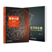 思考的乐趣:Matrix67数学笔记 数学之美(套装 共2册)