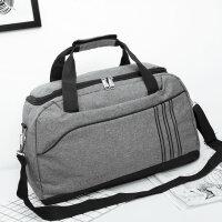 短途旅行包男士手提行李包单肩斜跨旅游包折叠防水旅行袋装衣服包