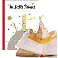 【现货】英文原版 小王子精装立体书 含在线下载音频(见图书内页)The Little Prince Deluxe Po
