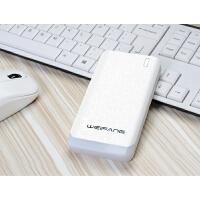 移动电源冲�O果手机通用个性化充电宝大容量毫安