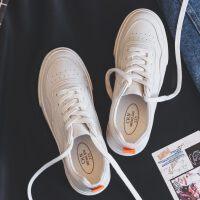小白鞋女网红2019春季新款学生白色休闲板鞋女韩版百搭平底帆布