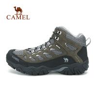 camel骆驼户外秋冬新品 高帮登山鞋男徒步鞋男鞋
