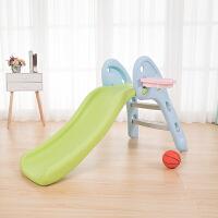 滑梯儿童室内 折叠滑滑梯儿童室内小型家用塑料宝宝生日周岁礼物多功能玩具