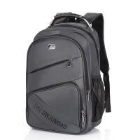 男包双肩包智能USB充电双肩电脑包男士旅行包笔记本防水背包出差手提包休闲商务包 15寸