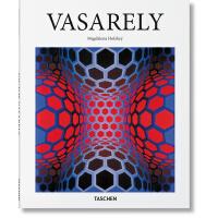 Vasarely 维克多・瓦萨雷利 艺术绘画画册