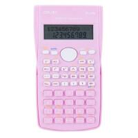 得力D82MS计算器 财务会计函数型计算器 计算机 桌上型计算机 多款可选 颜色随机