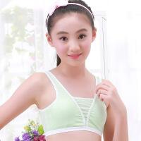 女童内衣小背心中大童抹胸13女孩12发育期15岁文胸小学生胸罩