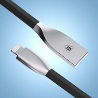毕亚兹 Type-C数据线 安卓 苹果 手机快充电器线电源线 锌合金1.2米适用华为mate30/P40/Pro/小米9