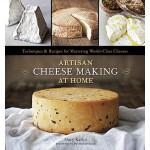 【预订】Artisan Cheese Making at Home: Techniques & Recipes for