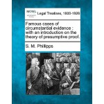 【预订】Famous Cases of Circumstantial Evidence: With an Introd
