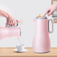 保温壶家用大容量恒温保温瓶热水壶欧式暖壶热水瓶玻璃内胆