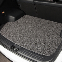 奥迪A4L Q7 Q3 A5尾箱垫宝马320li奔驰C200 E260汽车丝圈后备箱垫