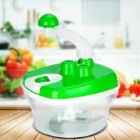 家用厨房多功能切菜器手动绞肉机绞菜搅菜搅碎菜机蒜泥器绞馅神器