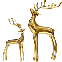 家居装饰品摆件北欧创意结婚礼物美式客厅酒柜电视柜