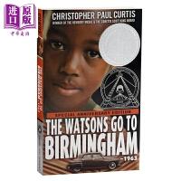 【中商原版】The Watsons Go to Birmingham 1963 纽伯瑞:沃森一家去伯明翰1963 纽伯瑞