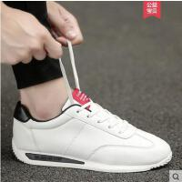 新款网红同款时尚户外新品男鞋子小白鞋韩版潮流阿甘板鞋百搭男士运动休闲潮鞋