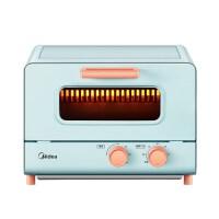 Midea/美的PT1201�烤箱家用烘焙面包多功能蛋糕小型�_式烤箱