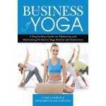 【预订】The Business of Yoga: A Step-By-Step Guide for Marketin