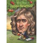 英文原版 WHO WAS ISAAC NEWTON 牛顿是谁?人物传记 中小学生读物