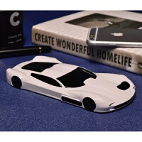 ��意�形金��跑��O果6手�C��iphone6Plus�[形支架5S模型汽�外��