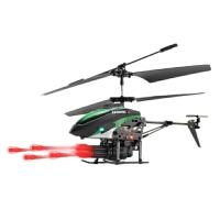 遥控飞机战斗机可发射导弹男孩子耐摔打直升飞机 电动玩具 标配