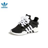 【到手价:419元】阿迪达斯adidas童鞋19新款儿童跑步鞋男童EQT SUPPORT ADV C运动鞋 (5-10