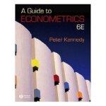 【预订】A Guide To Econometrics 6E 9781405182577